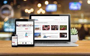 Аринала стартира новия си уебсайт